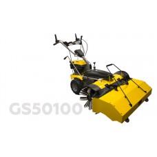 Машина подметально-уборочная CHAMPION GS50100  (контейнер не входит в комплект )